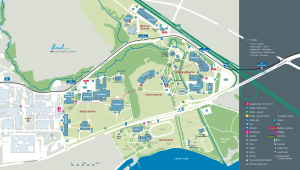 UNIL Map